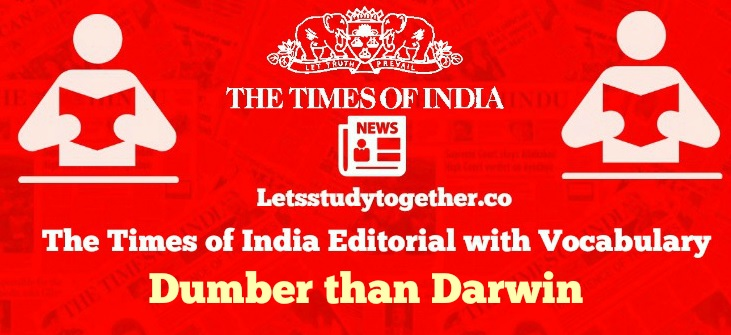 The Times of India Editorial