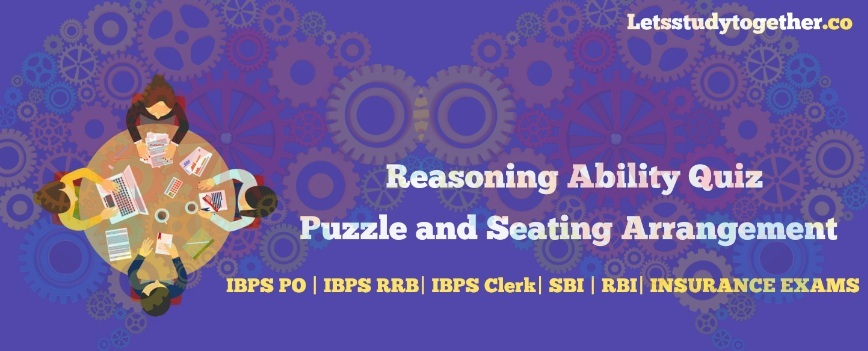 High Level Seating Arrangement for IBPS Clerk Mains