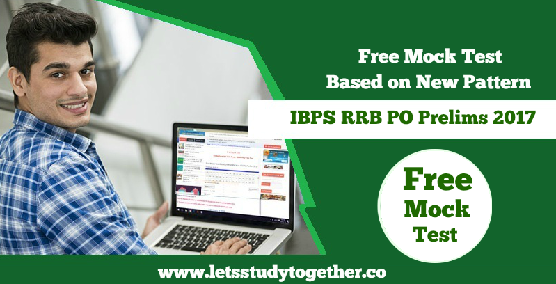 Free Mock Test for IBPS RRB OS Prelims