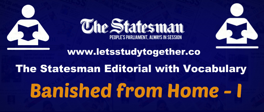 The Statesman Editorial Words