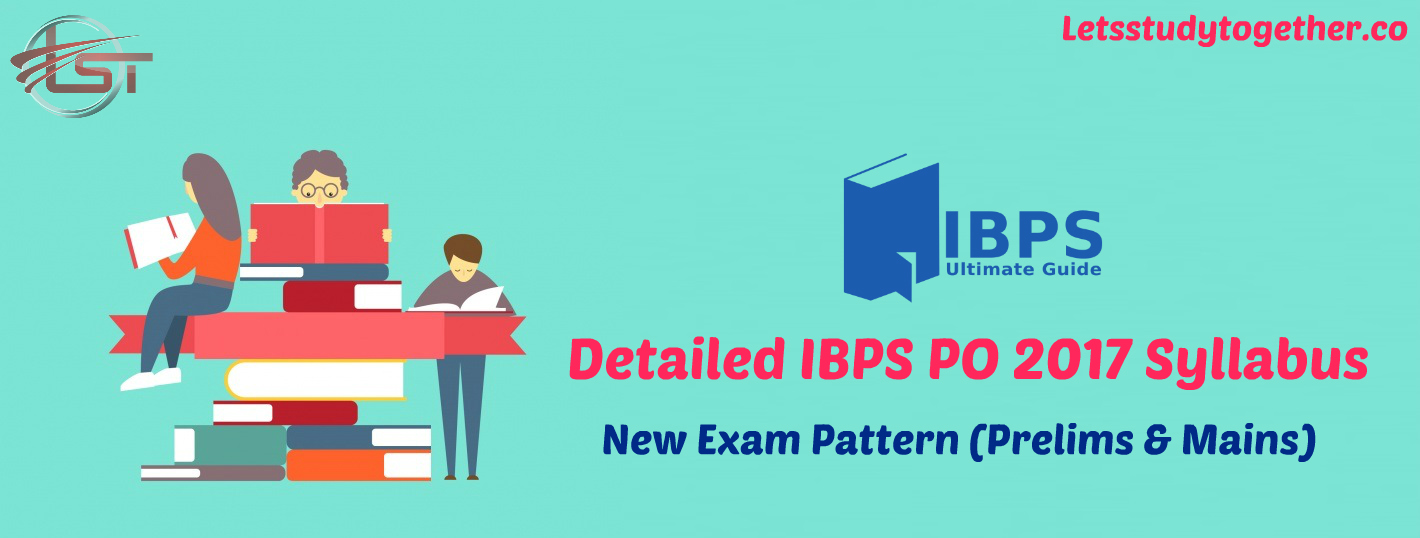 Detailed IBPS PO 2017 Syllabus
