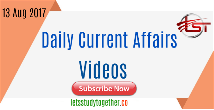 Daily Current Affairs Videos