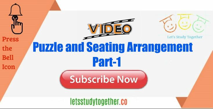 High-Level Puzzles and Seating Arrangements
