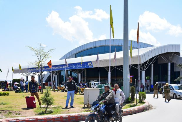 Important Airports in Jammu & Kashmir