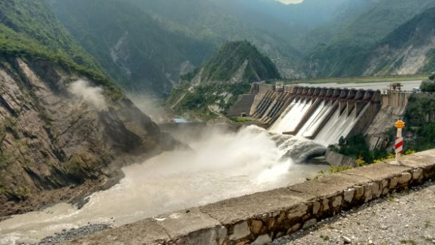 Important Hydro-Electric Power Stations in Jammu & Kashmir