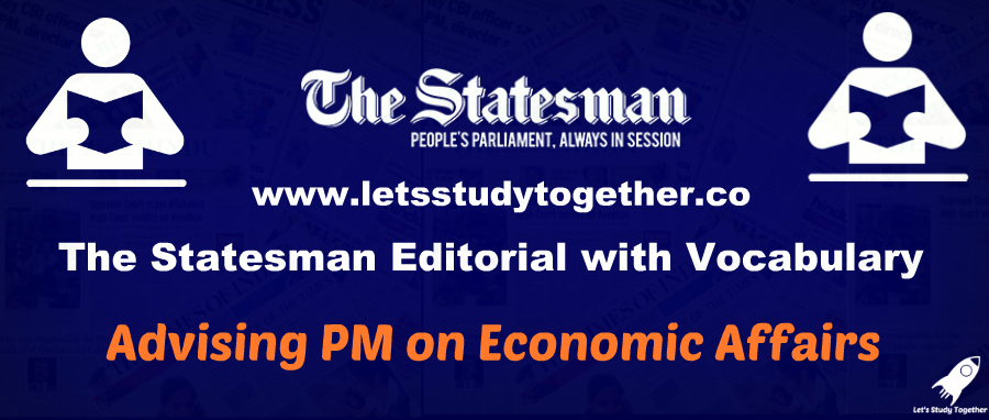 Daily Editorial Vocabulary from The Statesman Newspaper