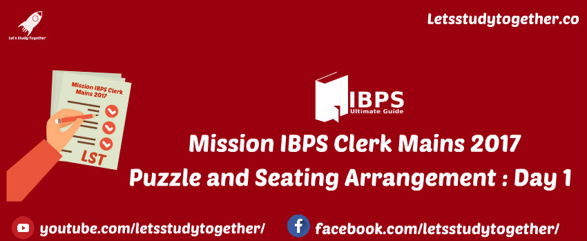 Puzzle and Seating Arrangement