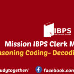 Reasoning Coding – Decoding Quiz