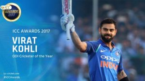 ICC Men's ODI Cricketer of the Year