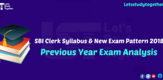 SBI Clerk Syllabus & New Exam Pattern