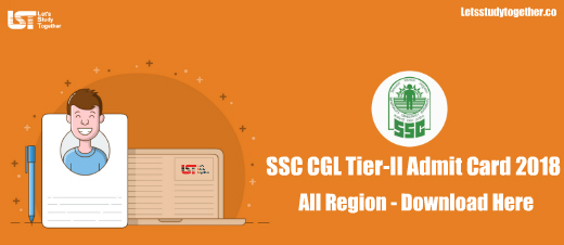 Ssc Cgl Admit Card: SSC CGL Tier 2 Admit Card 2017 Out