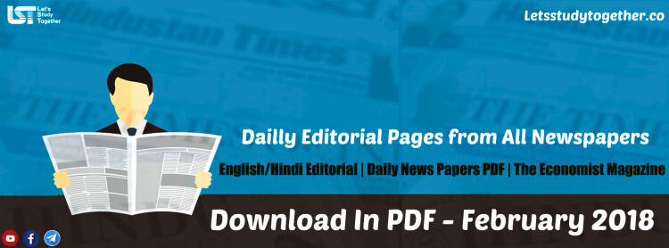 Daily news papers and the hindu editorial pdf 7th february 2018 fandeluxe Choice Image