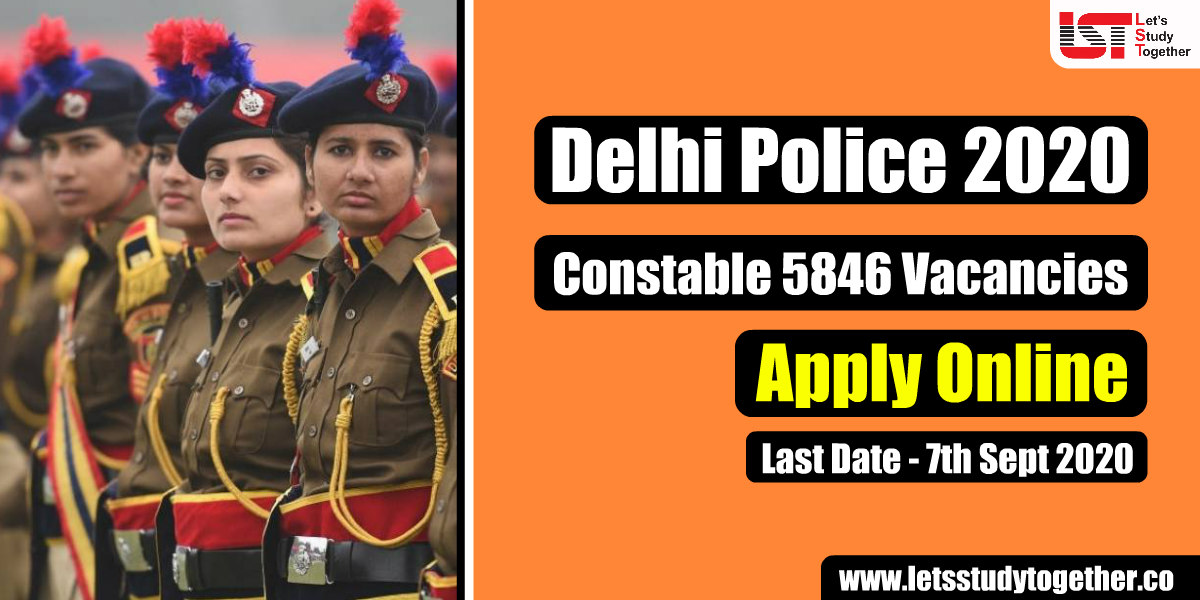 Delhi Police Constable Recruitment 2020 Apply Online, Exam Pattern