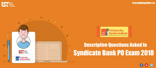 Papers pdf syndicate bank question po