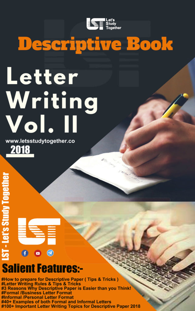 Descriptive Book For Syndicate Bank Po 2018 Vol Ii Letter Writing