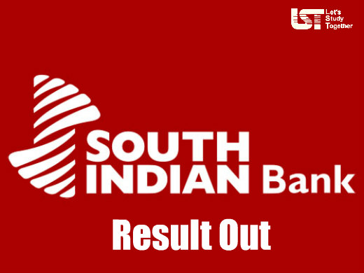 South Indian Bank Probationary Clerk Result