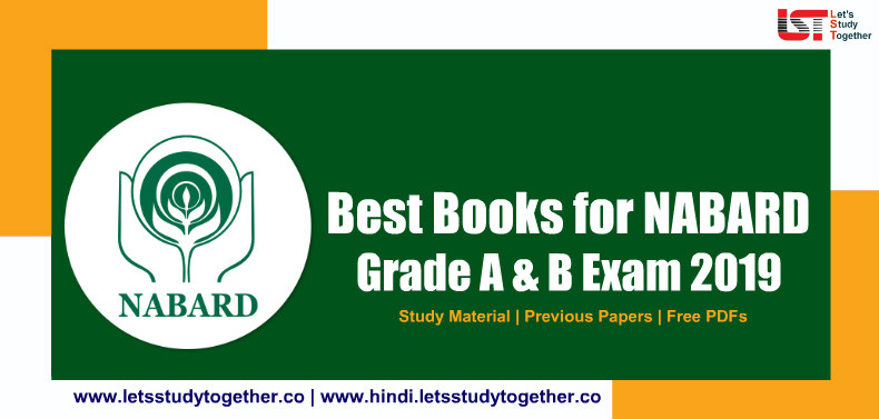 Best Books for NABARD 2019 – Grade A & B Exam, Study