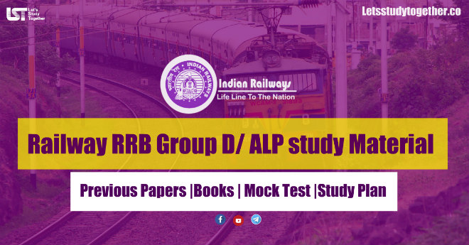 Complete Railway RRB Group D/ ALP study Material