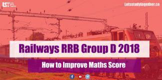 Railways RRB Group D 2018 How to Improve Maths Score
