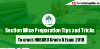 Section Wise Preparation Tips and Tricks to crack NABARD Grade A Exam 2018