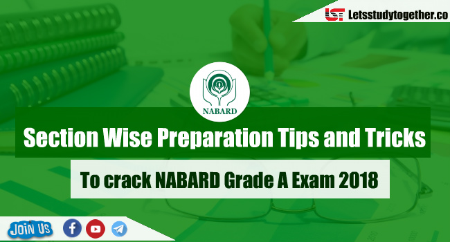Section Wise Preparation Tips and Tricks to crack NABARD