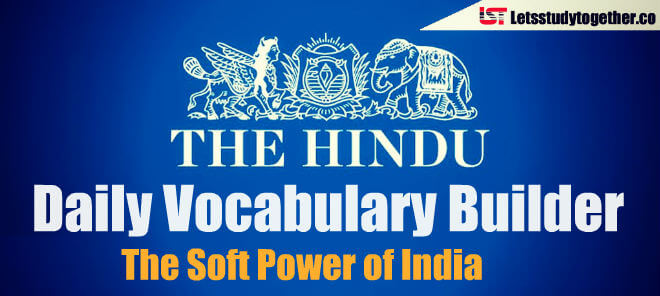 Daily Vocabulary Builder PDF - 21st April 2018