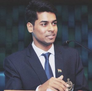 Anudeep Durishetty - UPSC IAS Topper 2017