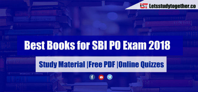 SBI PO Study Material, Previous year Papers PDF & Books, Online Quizzes