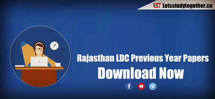 Rajasthan ldc previous year papers download now lets study together fandeluxe Gallery