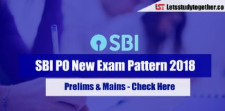 SBI PO Exam Syllabus 2018 (Prelims & Mains) – Check Here