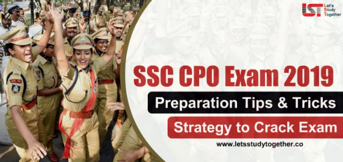 Preparation Tips and Strategy to Crack SSC CPO SI Online Exam 2019 - Check Here