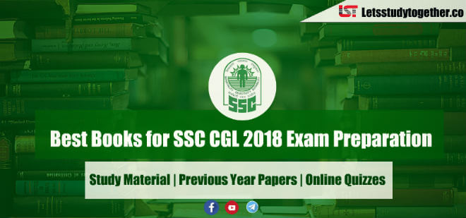 Best Books for SSC CGL 2018 Exam Preparation – Check Here