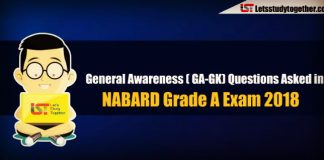 GA-GK Questions Asked in NABARD Grade A Prelims Exam 2018