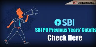 SBI PO Previous Years' Cutoffs - Check Here