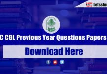 SSC CGL Previous Year Questions Papers PDF – Download Now