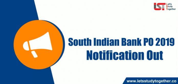 South Indian Bank Probationary Officers (PO) Recruitment 2019 Out | Apply Online