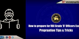 How to prepare for RBI Grade 'B' Officers Exam 2018 - Preparation Tips
