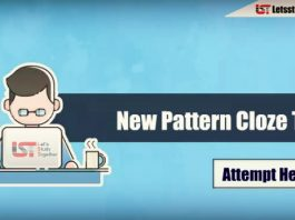 New Pattern Cloze Test for SBI PO/Clerk Mains 2018