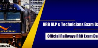 Official RRB ALP Exam Date 2018 : Check Railways Notice