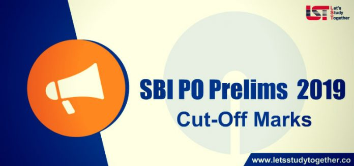 SBI PO Prelims 2019 Cut Off Marks & Scorecard - Check Here