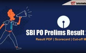 SBI PO Prelims 2018 Cut Off Marks - Check Here