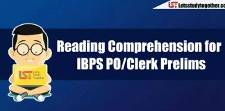 Reading Comprehension for IBPS PO
