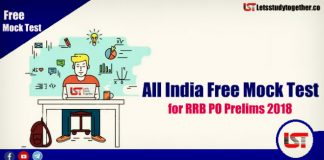 All India Free Mock Test for RRB PO Prelims 2018 – Attempt Now