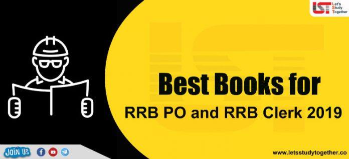 Best Books for IBPS RRB PO and RRB Clerk 2019 - Check Here