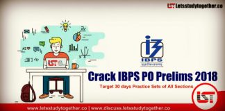 Crack IBPS PO Prelims 2018 | Day-1