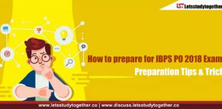 How to prepare for IBPS PO 2018 Exam? Preparation Tips & Tricks