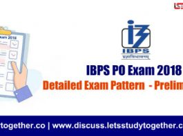 IBPS PO New Exam Pattern 2018 (Prelims & Mains) – Check Here