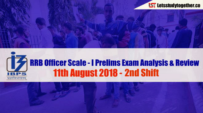 RRB PO Prelims (2nd Shift) Exam Analysis