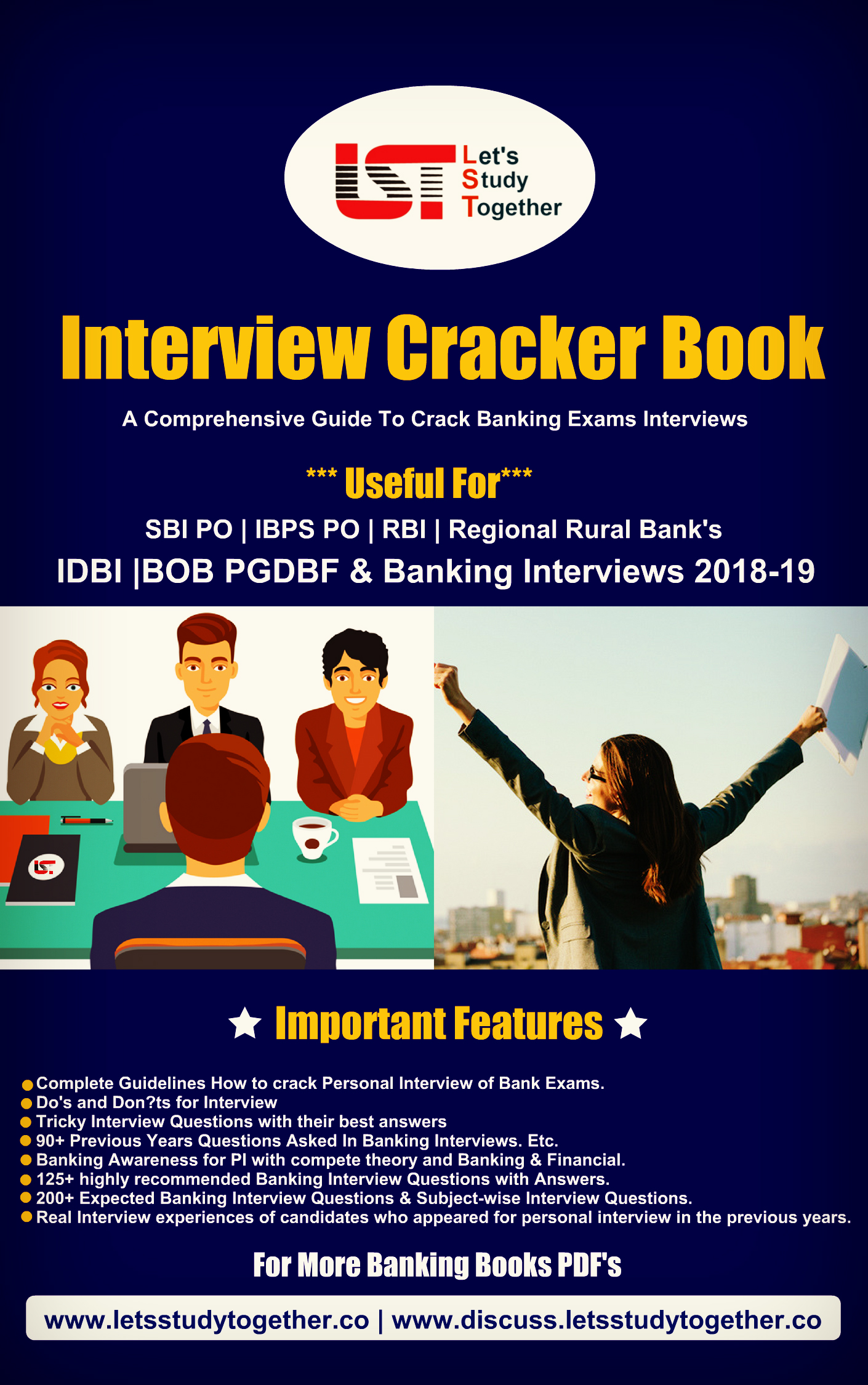 A Comprehensive Guide to Crack SBI PO Interview (English Medium) – Download PDF