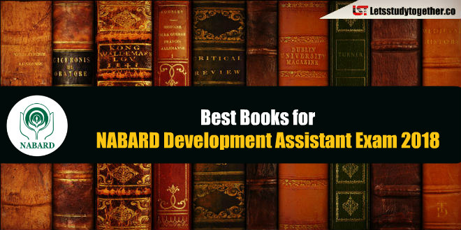 Best Books for NABARD Development Assistant Exam 2018